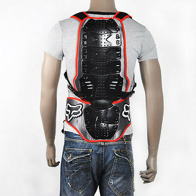 GEE Motorcycle Motocross RaceRider Skiing Small Back Spine Protector Guards Pad