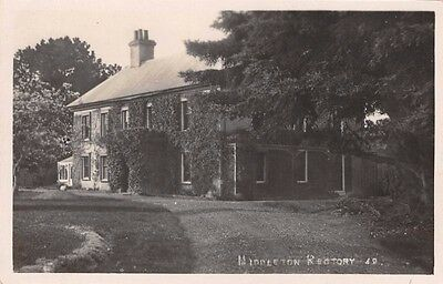 MIDDLETON, The Rectory, Real Photo - Unknown Location - Suffolk  Lancs, Yorks  ?