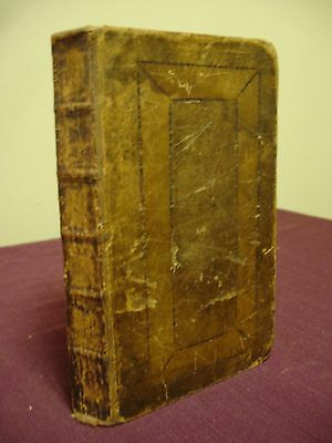 1824 New Testament, KJV American Bible Society - First A. Paul Edition
