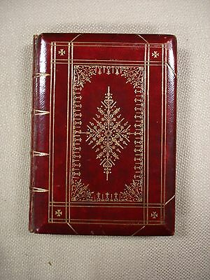 Facsimile of Little Book of Contemplation of Christ - 1850 - FBHP-1