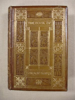 The Book of Common Prayer - 1863 - Bible