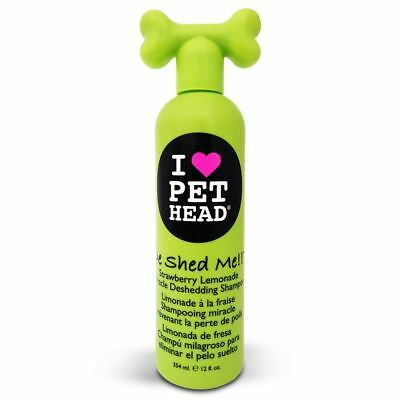 Pet Head Dog Puppy De Shed Me Shampoo – Reduces Shedding!