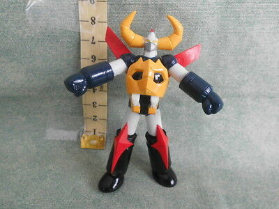 Gaiking  Gashapon Action Figure  Robot