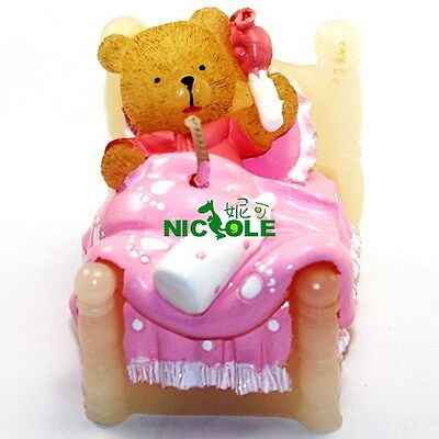 Nicole bear baby decoration tools soap mould silicone candle mold polymer clay