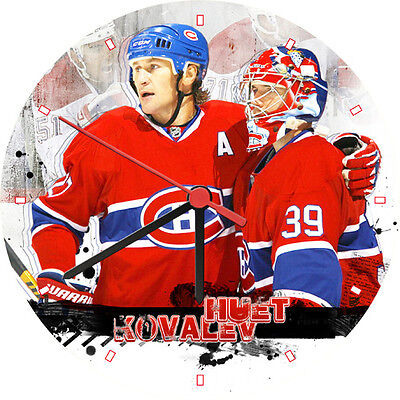 Montreal Canadiens New Cool Advertising Wall Clock