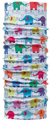 BABY BUFF Multifunktionstuch ELEPHANT, Polyester, Gr. 0-3 Jahre