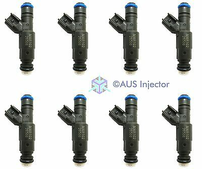 [MAR102-8N] Brand NEW Set of 8 Marine Mercruiser Fuel Injector for 885176