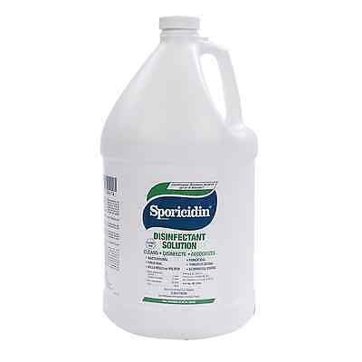 Sporicidin Disinfectant Solution - 1 Gallon