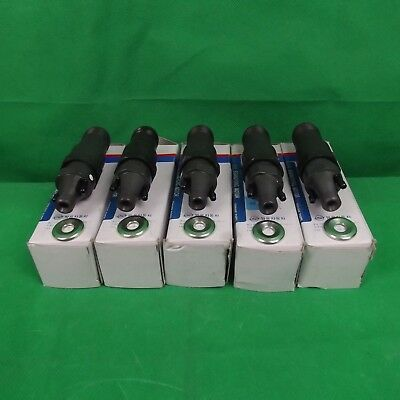 Genuine Ssangyong Musso Sports Ute 2.9L Turbo Diesel Fuel Injector Set (5Ea)