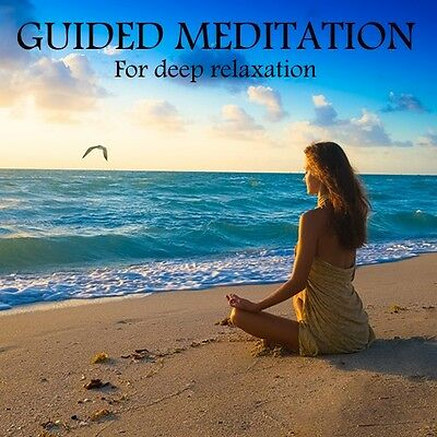 Guided Meditation Cd For Deep Relaxation + Relaxation Stress Relief Music Track