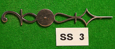 Antique clock hand (Longcase subsidiary seconds) from original design  SS 3