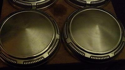 Dodge Plymouth Mopar Police/Musclecar style Hubcaps, set of 4