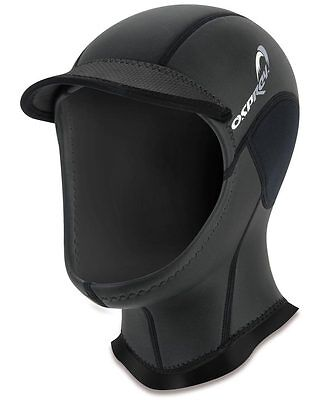 Osprey 2mm Super Stretch Neoprene Wetsuit Hood Diving Surfing Kayaking Scuba
