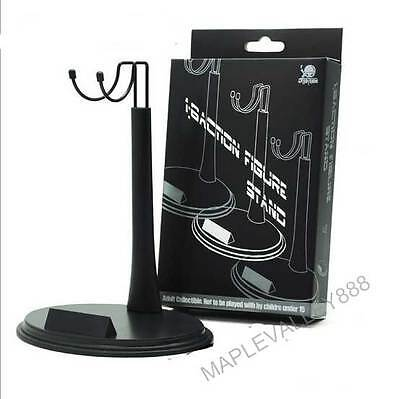 1/6 Scale Action Figure Stand Base for hot toys sideshow BBI Adjustable Height