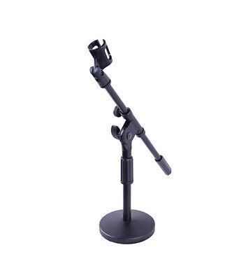 BN Mini Microphone Mic Stand Boom 30 to 43 cm Height