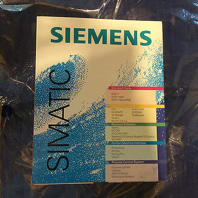 Siemens 6ES7840-0CC02-0YE0 Simatic Software S7-Pdiag V5.0  - NEW IN BOX