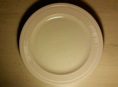 """Shenango 101/4"""" Dinner Plate - ivory or cream - VGC - 11 Available"""