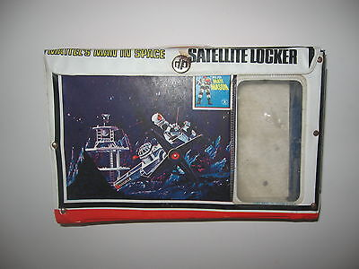 1966-67 Mattel's Man In Space Major Matt Mason SATELLITE LOCKER-Priced Low!