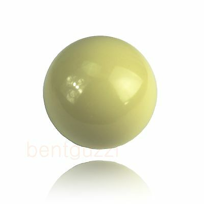 "CUE BALL Two inch 2"" Replacement Pool Snooker Billiards Kelly"