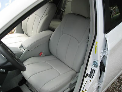 Toyota Prius Clazzio Custom Fit Synthetic Leather Seat Covers