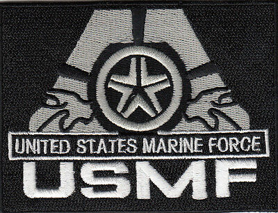 PARCHE USMF Final Fantasy - United States Marine Force      PATCH
