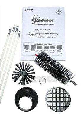 LintEater Rotary Dryer Vent Cleaning Kit