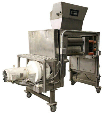 RYKART 3 Roll Extruder, 36 in. Wide Dough Band