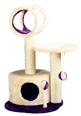 Lucia Cat Activity Centre Sisal Post Cat Tree 75 cm