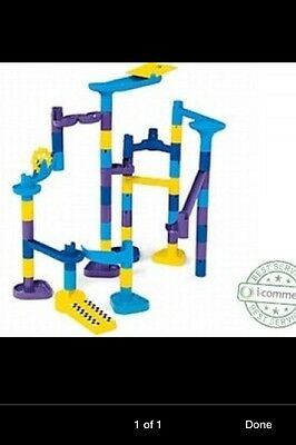 Marble Run: MARBLEWORKS® Starter Set by Discovery Toys
