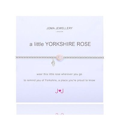 Joma Jewellery A Little Yorkshire Rose - Bracelet