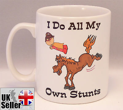 Equestrian Horsey Horse Pony Personalised Mug Coffee Cup NEW Birthday Gift