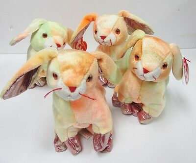 Ty Beanie Baby - Zodiac Series, Year of the Rabbit * Brand New w/Mint Tags