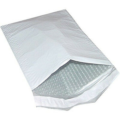 Yens® 200 #000 Poly Bubble Padded Envelopes Mailers 4 X 8  200PM000