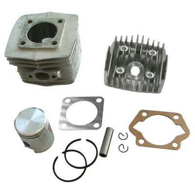 40mm Cylinder Piston Motor Kit 49cc 50cc Motorized Bicycle 10mm Pin