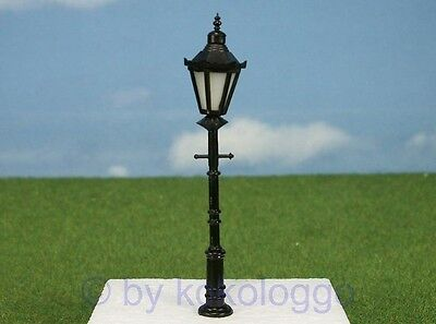 S383 5 Pieces Street Lamps Parking lights With LED 8cm for Beer garden
