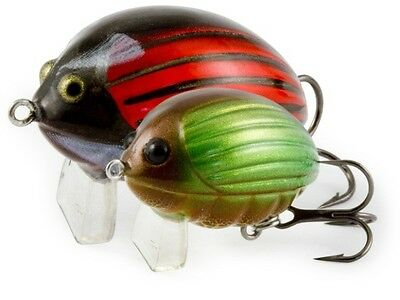 NEW COLORS 2016 Salmo Lil' Bug BG3 / 3cm 4,3g / floating lures / Esche