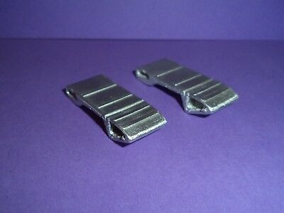 Dinky Mighty Antar  Ramps  No.660  white metal casting / spare parts