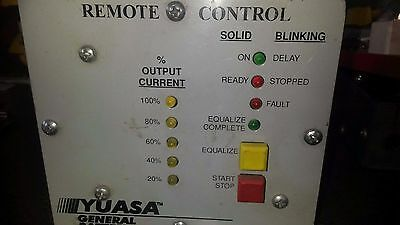 Yuasa Remote Control General Battery
