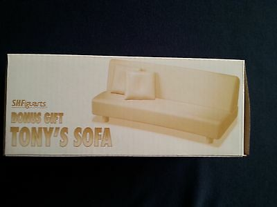 s.h. figuarts iron man 42  COUCH only! (tonys sofa)