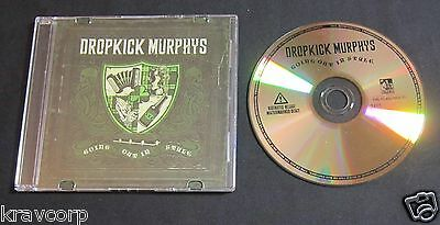 Dropkick Murphys 'Going Out In Style' 2011 Promo Cd