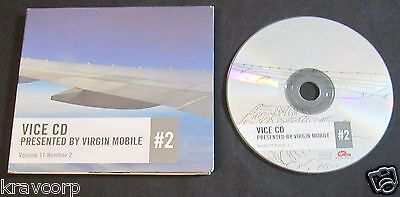Modest Mouse/tv On The Radio 'Vice Vol. 11 #2' 2004 Promo Cd