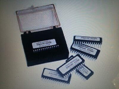 WMS 40x Ram Clear Chip with instructions Williams Dotmation or non-dot