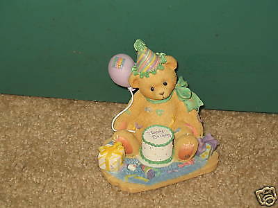 Cherished Teddies You're The Frosting On The Birthday Cake