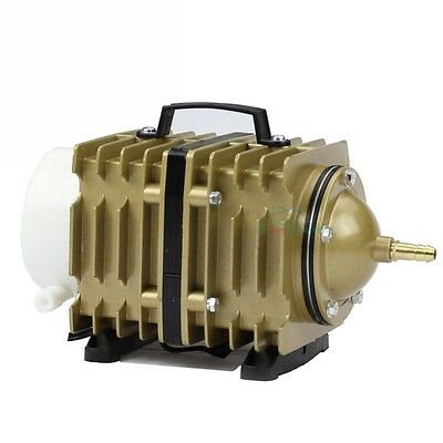 O2 Commercial Air Pump 1746 GPH Aquarium Hydroponics Aquaponics Fish Pond