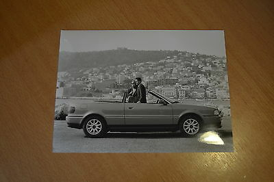 PHOTO DE PRESSE ( PRESS PHOTO ) Audi Cabriolet 2.8 E de 1993 AU153