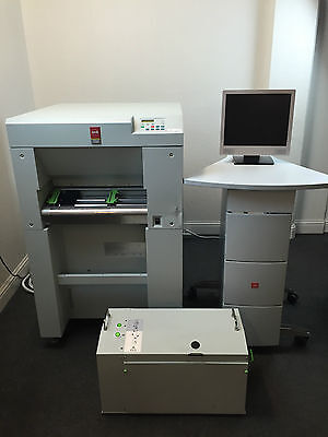 OCE Variostream 7120 Continuous Print Production Printer & Developer change tool