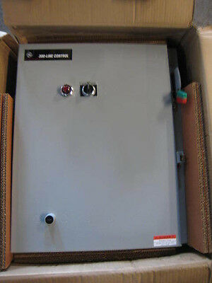 Ge Cr308D1042Sadllr Combination Magnetic Starter Nema Size 2 New Free Shipping