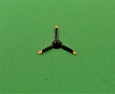 Dinky Spitfire  No.719  Propeller Painted  Metal Casting / spare parts