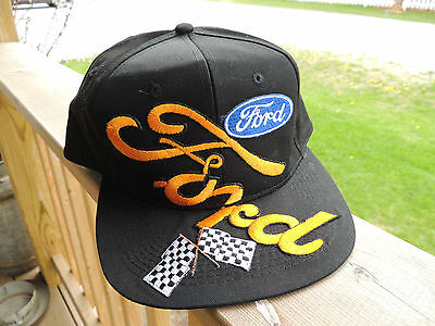 Black Ford Baseball Cap