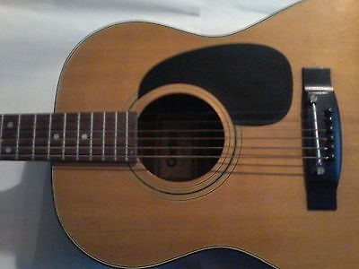 Cortez  Accoustic Guitar - Model 860 -  Mid 1970s - Made in Japan